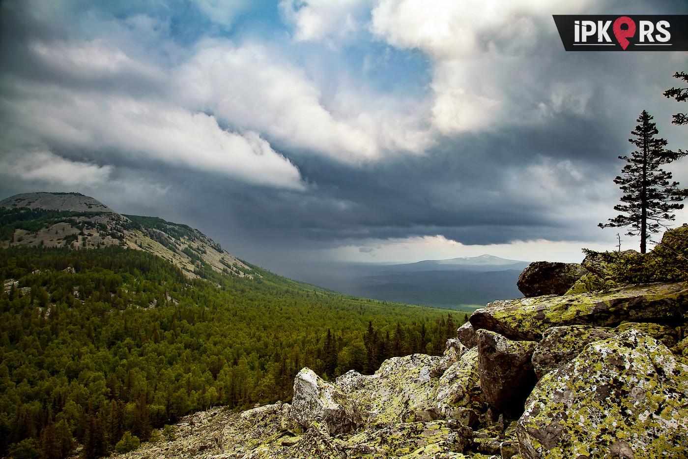 Однодневный поход на гору Большой Уван (НП Зюраткуль ...